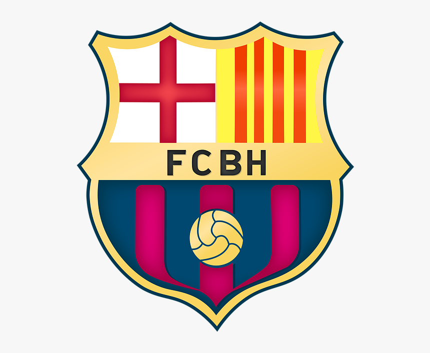 Fc Barcelona Haxball - Logo Fc Barcelona Kit, HD Png Download, Free Download