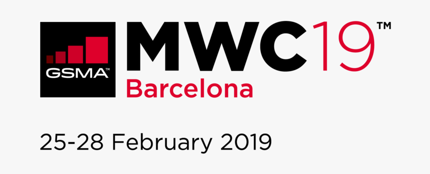Mwc Logo Rgb Date - Mobile World Congress, HD Png Download, Free Download