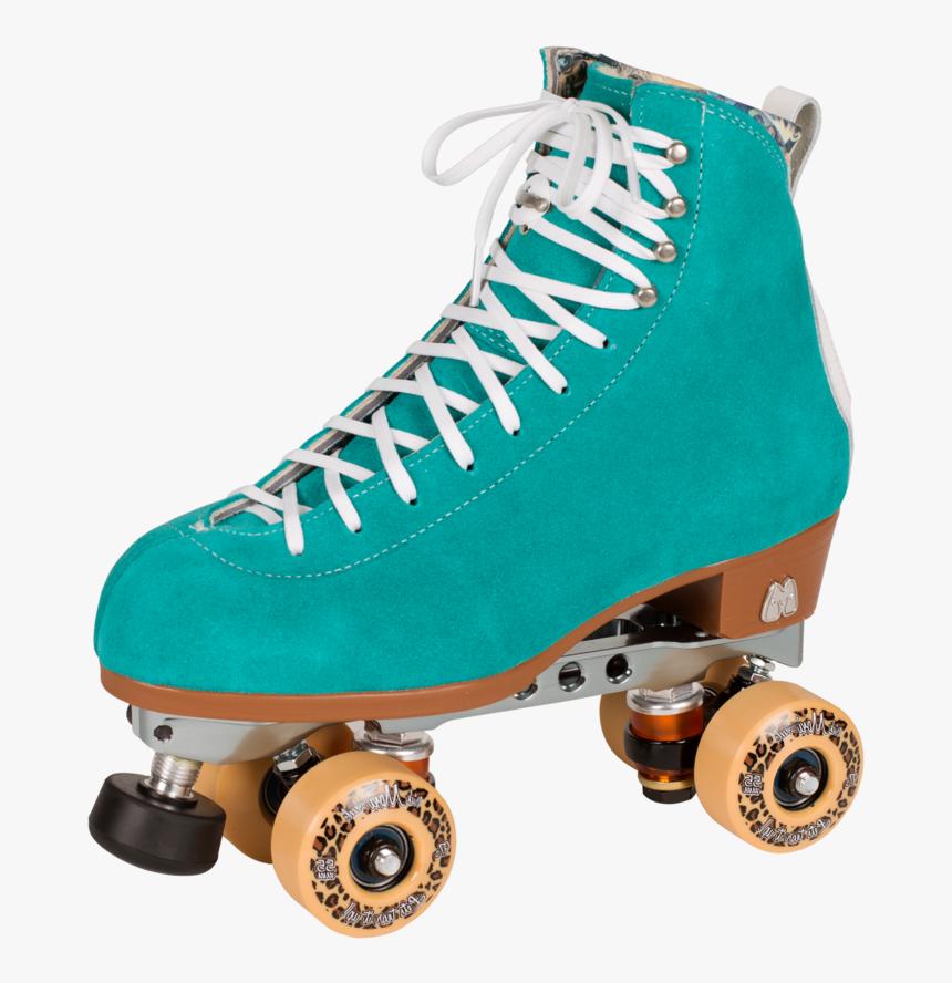 Roller Skate Png Pic - Moxi Roller Skates, Transparent Png, Free Download
