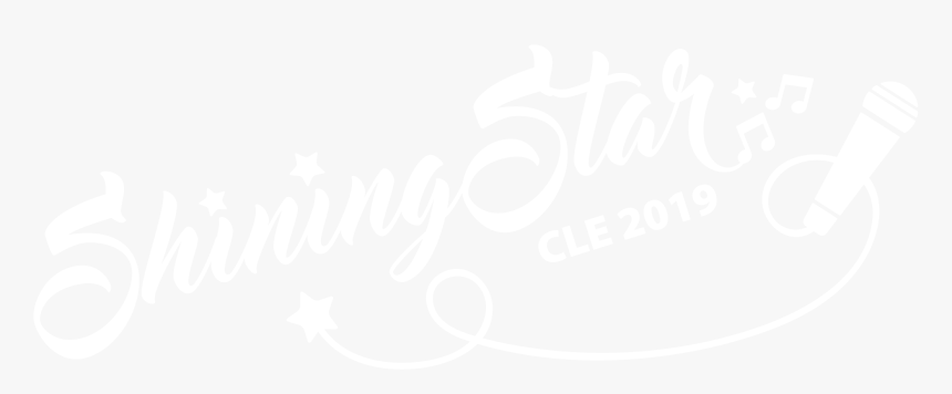 Shining Star Cle - Calligraphy, HD Png Download, Free Download