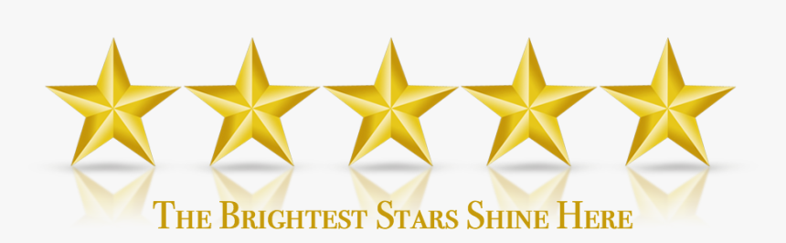 Five Star Rating Png, Transparent Png, Free Download