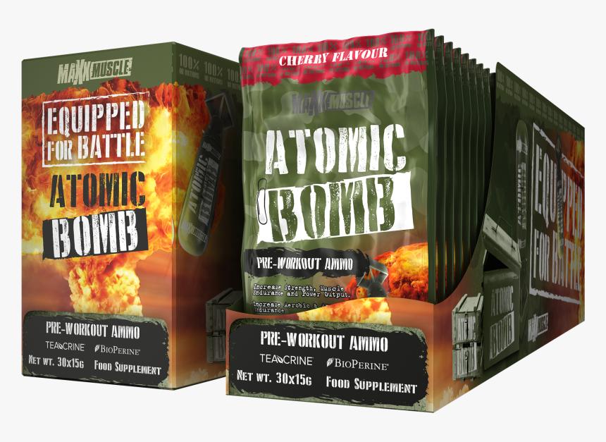 Atomic Bomb - Jack-o'-lantern, HD Png Download, Free Download