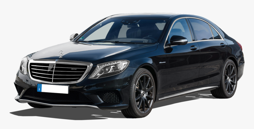 Mercedes Benz S Class, Amg, Luxury Sedan, Autos - Mercedes Benz V Class Mpv Car, HD Png Download, Free Download