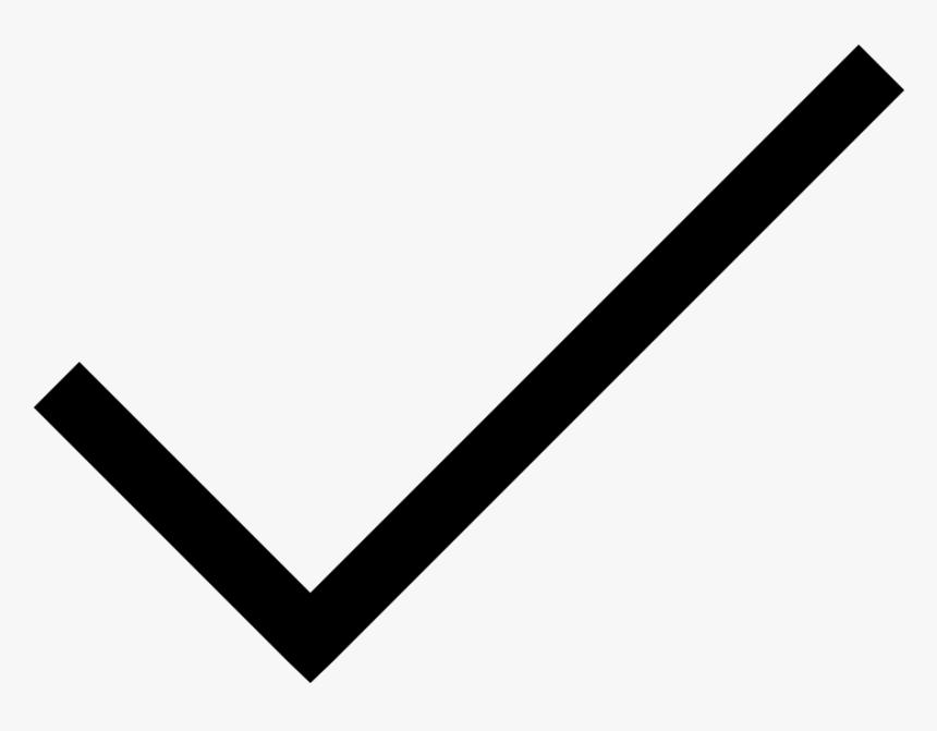 File - Checkmark Symbol - Svg - Check Mark Svg Icon, HD Png Download, Free Download