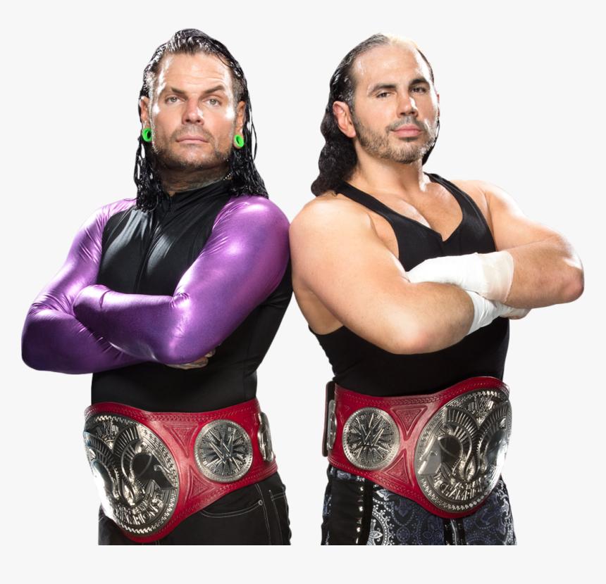 Wwe Champions Profile Renders Sorusuna Uyun Ekilleri - Jeff Hardy Matt Hardy Tag Team, HD Png Download, Free Download