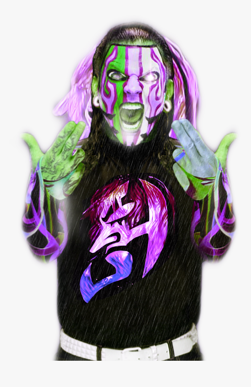 Jeff Hardy - Illustration, HD Png Download, Free Download