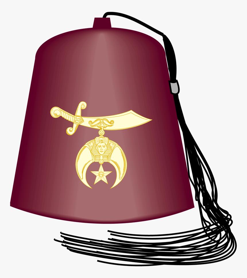 Vector Clip Art Free Clip Art Images Church Hats Clip - Fez Shriners, HD Png Download, Free Download