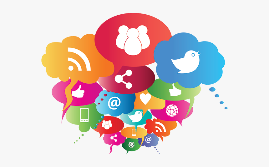 Socialnetwork5 - Social Media Engagement Icons, HD Png Download, Free Download