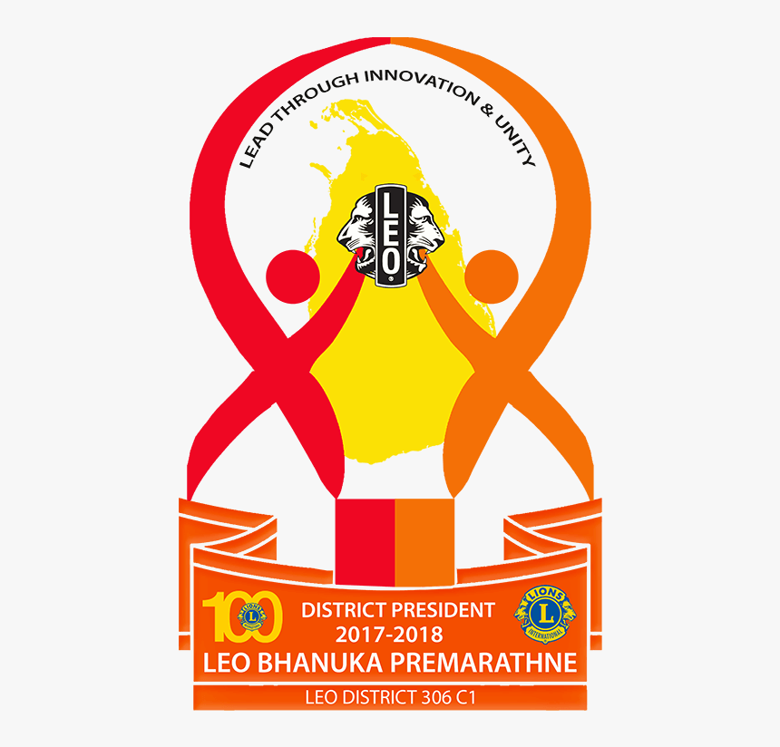 Leo Clubs Lions Clubs International Association Organization - Leo Clubs, HD Png Download, Free Download