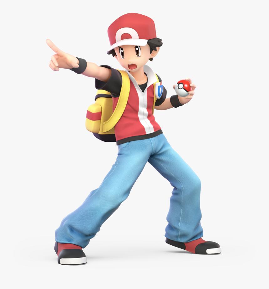 Super Smash Bros Ultimate Pokemon Trainer, HD Png Download, Free Download