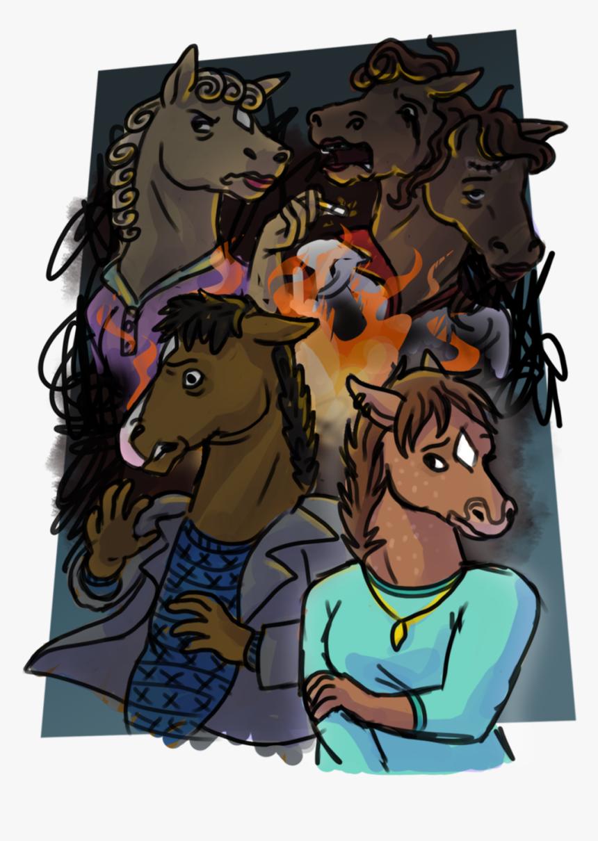 Transparent Tumblr Arrow Png - Time's Arrow Bojack Horseman, Png Download, Free Download
