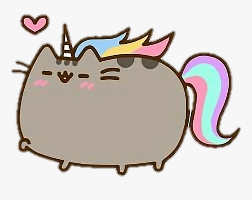 Tumblr Aesthetic Cat Pusheen - Pusheen Cat, HD Png Download, Free Download
