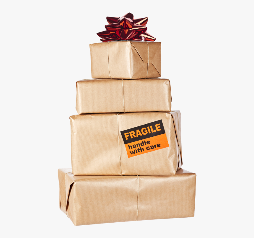 Transparent Package Delivery Clipart - Holiday Mail Packages, HD Png Download, Free Download