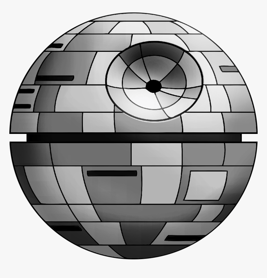 Death Star - Death Star Clipart Png, Transparent Png, Free Download