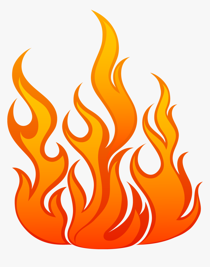 Flame, Fire 01 Png - Fire Flames Vector, Transparent Png, Free Download