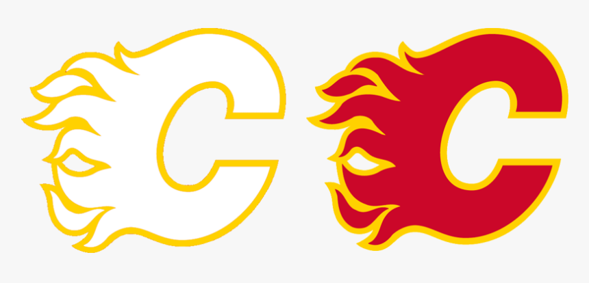 Calgary Flames Logo Png Calgary Flames White Jersey Transparent Png Kindpng