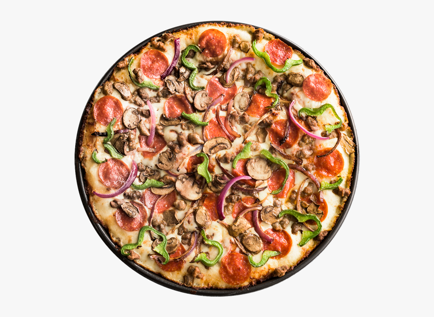 Super Supreme - Pizza Eid Mubarak, HD Png Download, Free Download