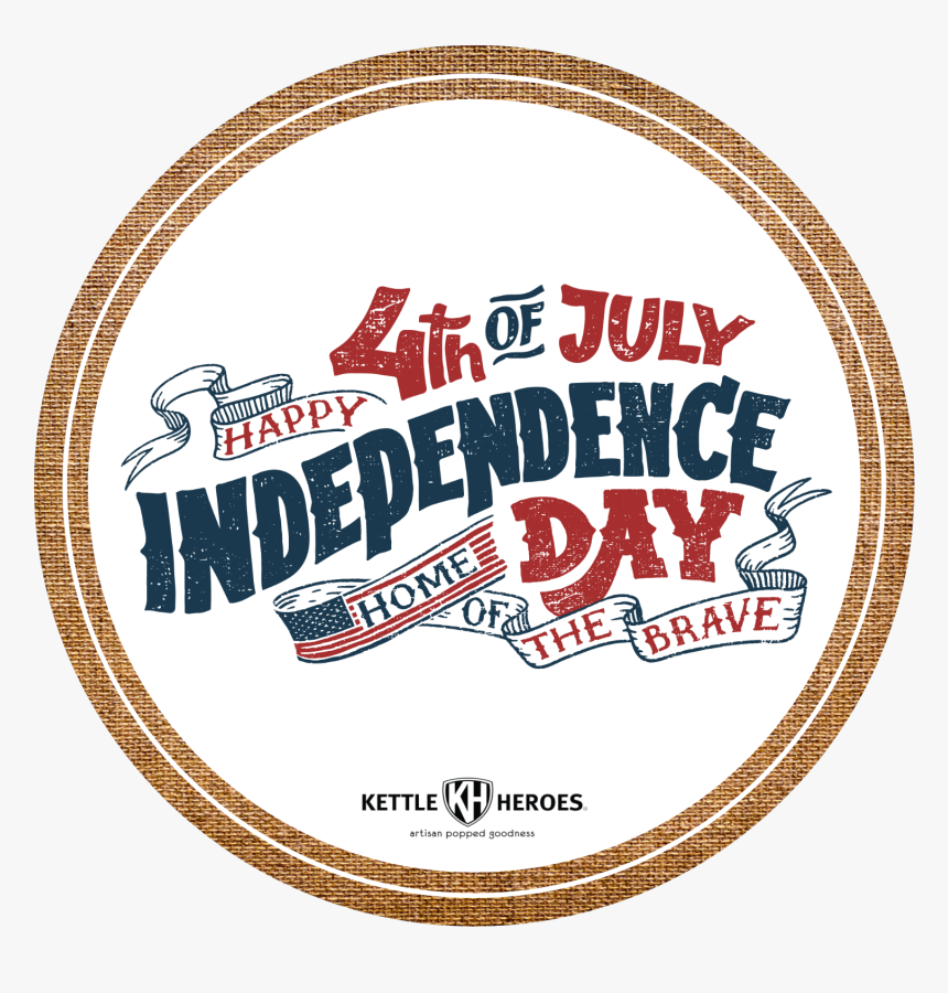 Happy 4th Of July - Circle, HD Png Download, Free Download