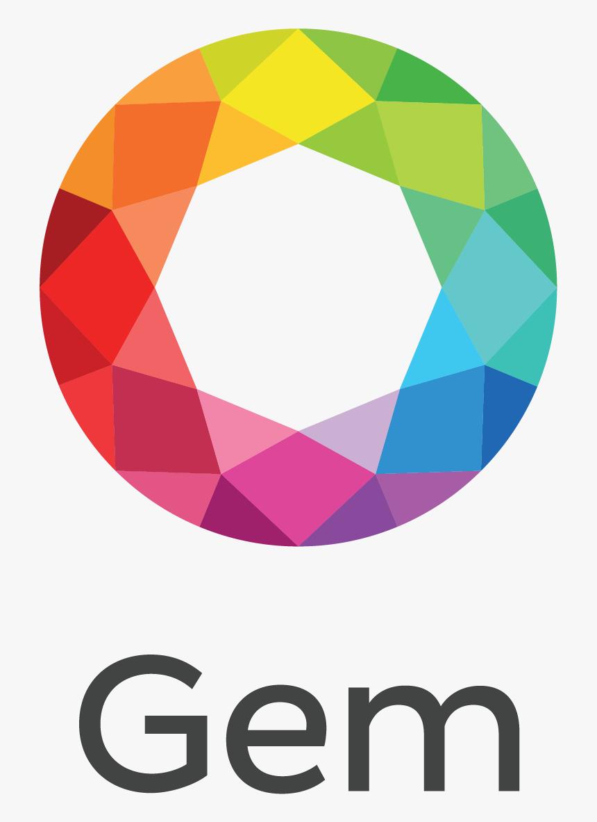 Transparent Gems Png - Gem Blockchain Logo, Png Download, Free Download