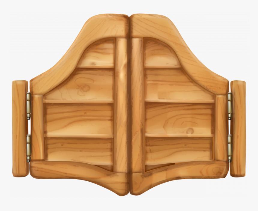 Rustic Queen Bed Frame Pole Western Frames - Cowboy Door Clip Art, HD Png Download, Free Download