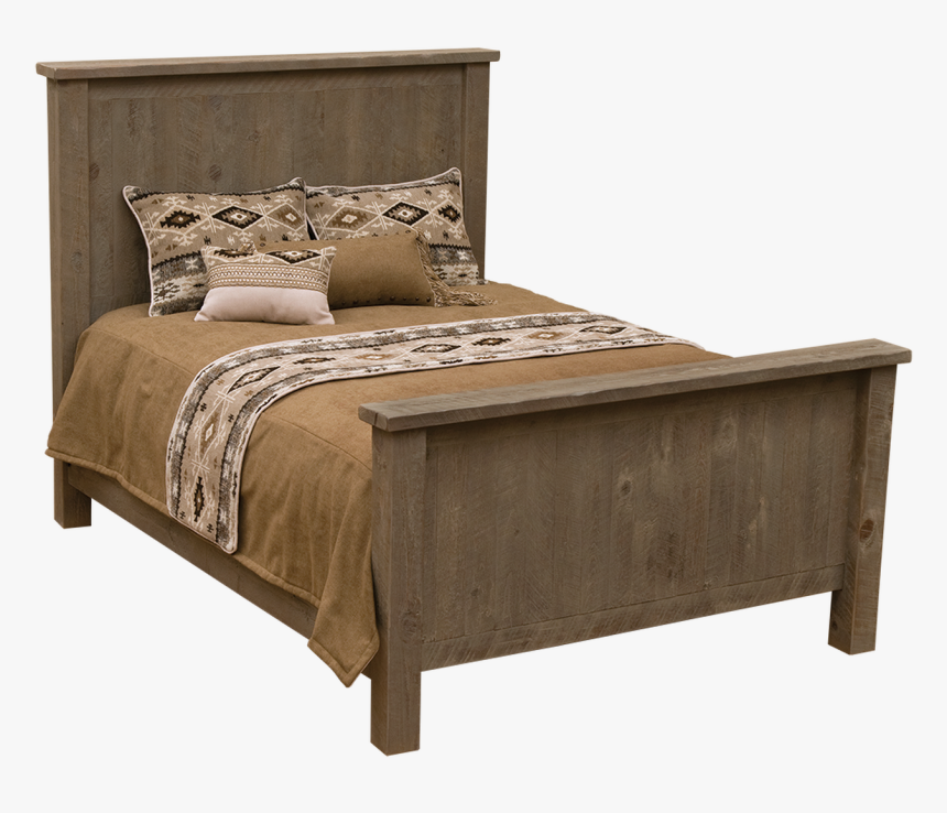 Frontier Traditional Bed - Cama Casal Valverde 144, HD Png Download, Free Download