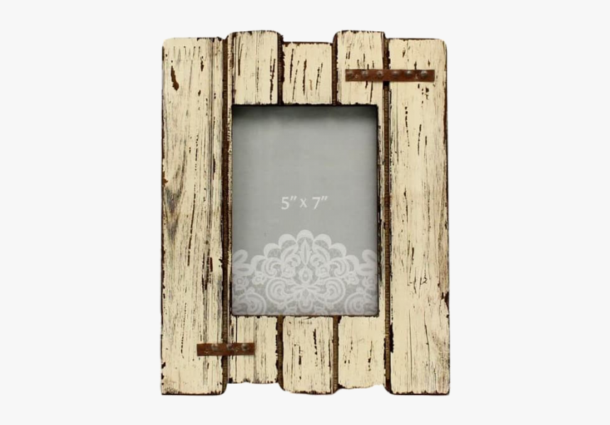 Distressed Wood Frame, HD Png Download, Free Download