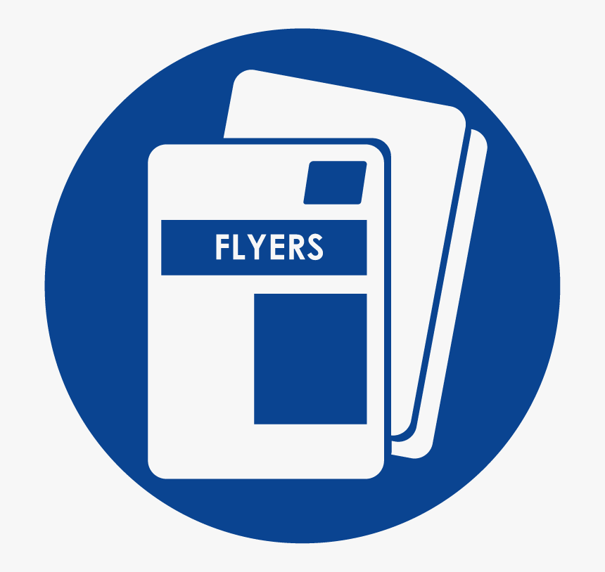 Flyer Icon, HD Png Download, Free Download
