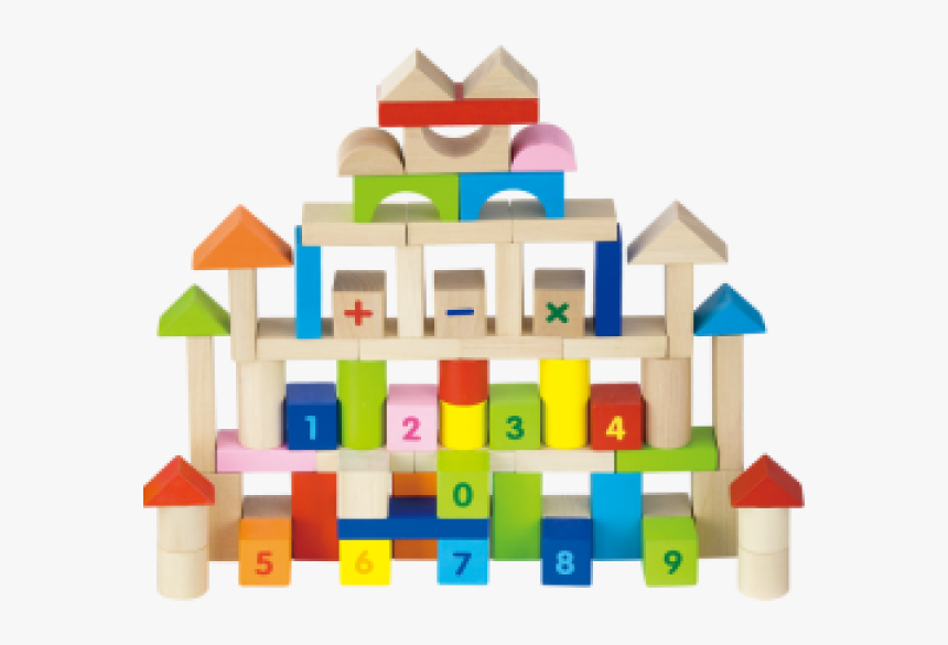 Toddler Clipart Building Block - Kids Building Clipart, HD Png Download, Free Download