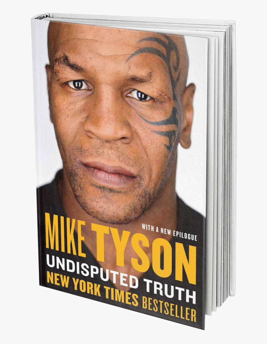 Undisputed Truth Cover - Mike Tyson Undisputed Truth Book, HD Png Download, Free Download