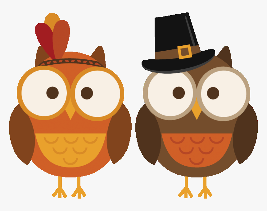 Clip Art Happy Transparent Download Thanks - Thanksgiving Clipart, HD Png Download, Free Download