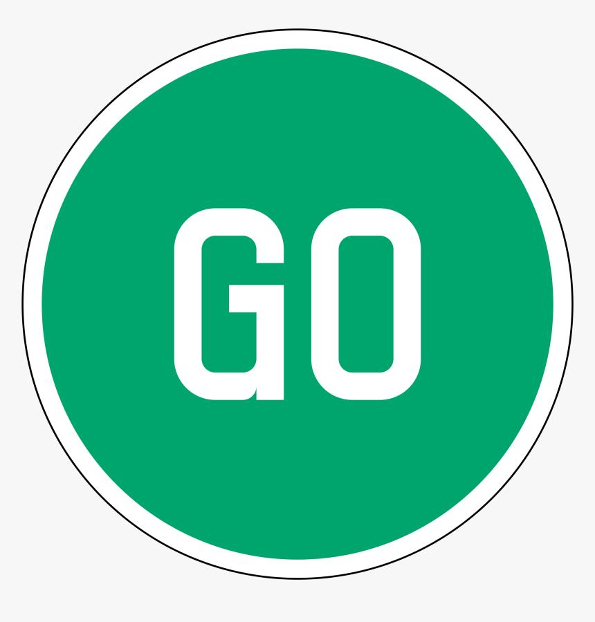 Traffic Go Sign Png, Transparent Png, Free Download