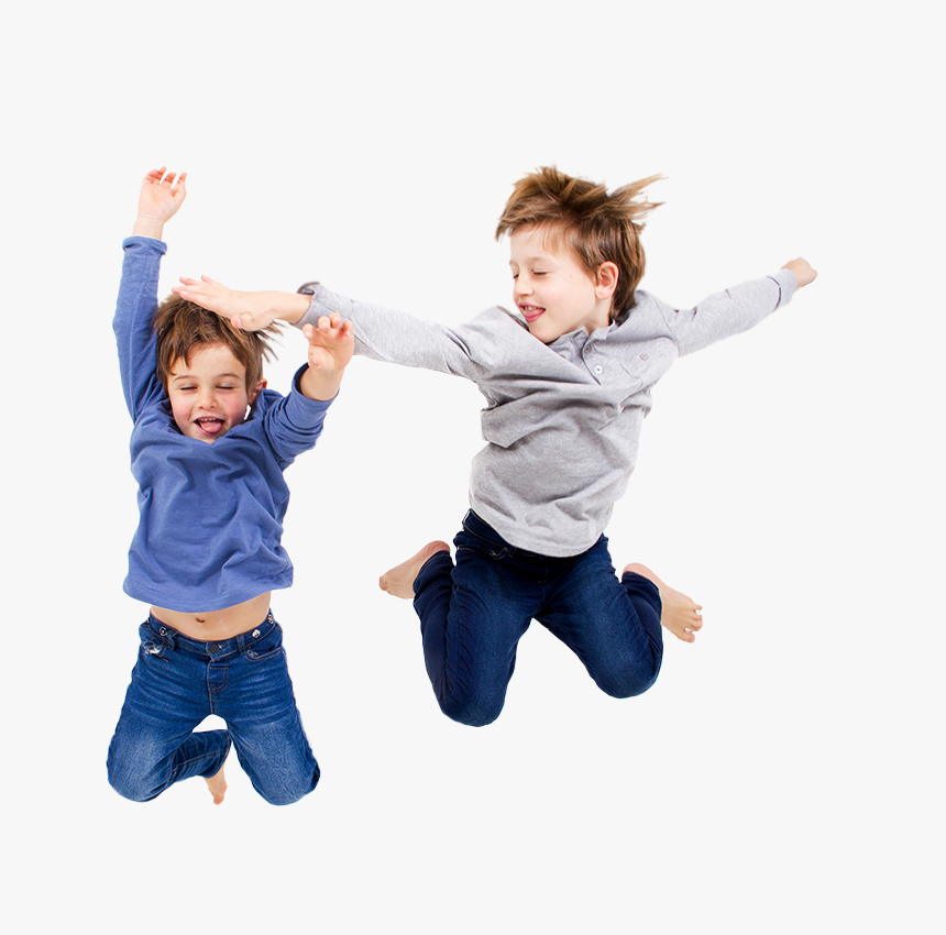 Jump Leap Fly Growing Babies With Love - Toddler, HD Png Download, Free Download