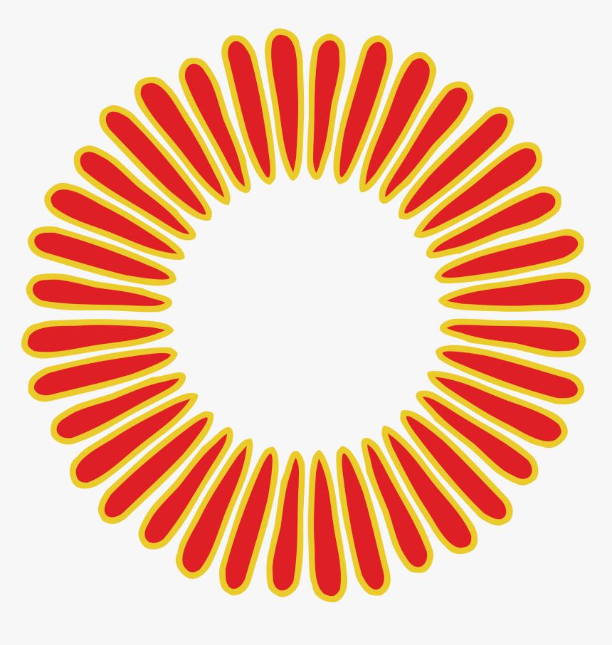 Circle Pattern Png, Transparent Png, Free Download
