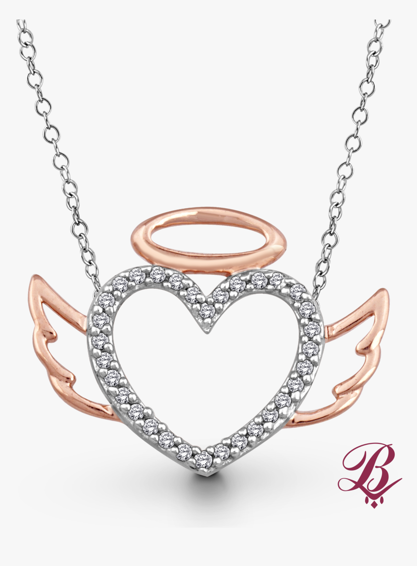 Transparent Angel Halo Clipart - Bar Necklace Diamonds Gold, HD Png Download, Free Download