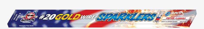 Spirit Of 76 Sky Lanterns - Sparkler, HD Png Download, Free Download