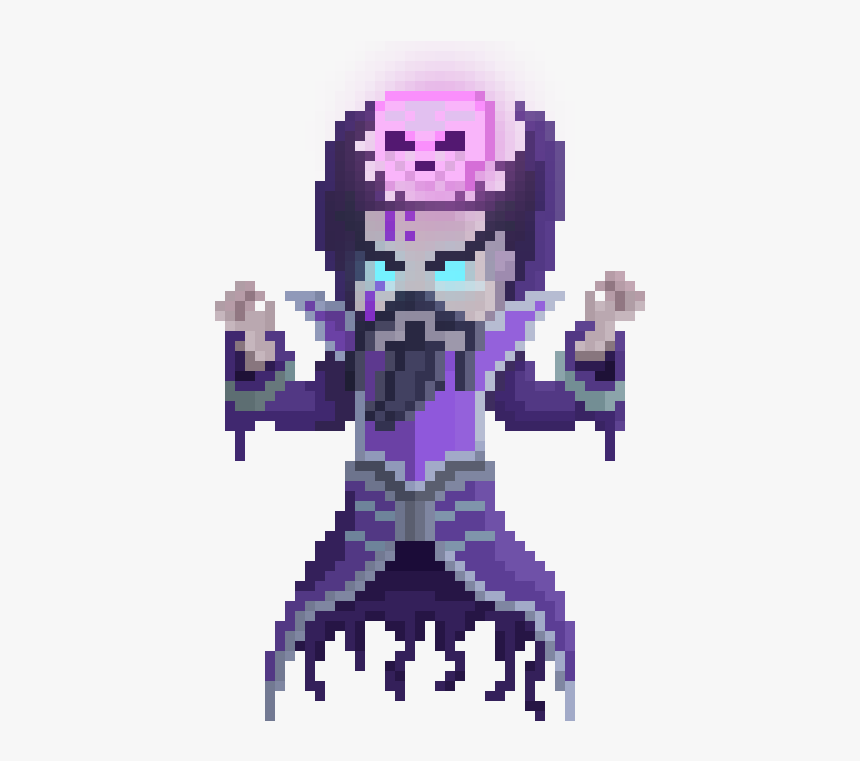 Dungeon Boss Pixel Art, HD Png Download, Free Download