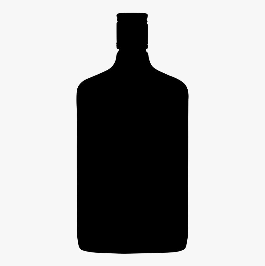 Liqueur Wine Liquor Glass Bottle - Glass Bottle, HD Png Download, Free Download