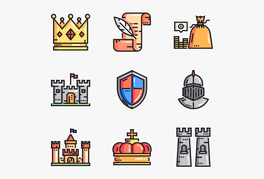 Medieval - Icon, HD Png Download, Free Download