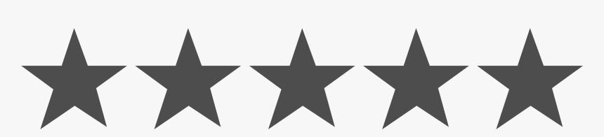 5 Star Rating Symbol, HD Png Download, Free Download