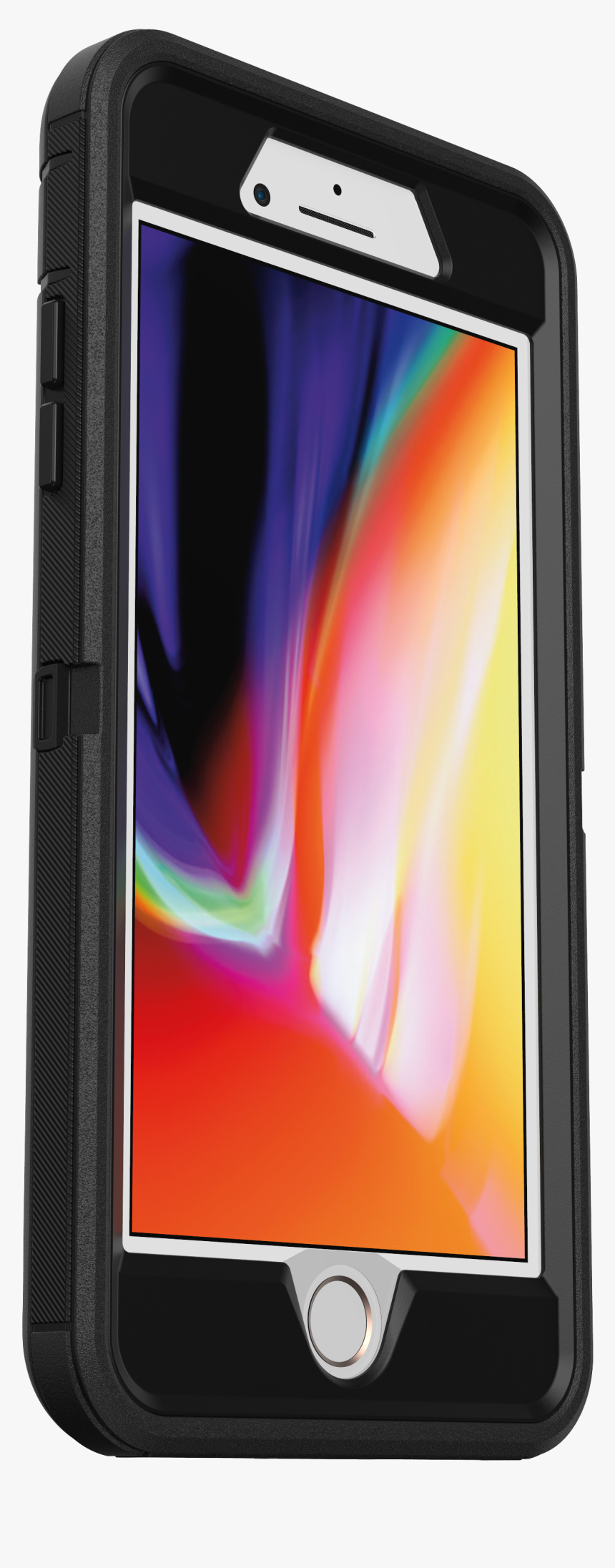 Iphone 8 Plus Otterbox Defender Pro, HD Png Download, Free Download