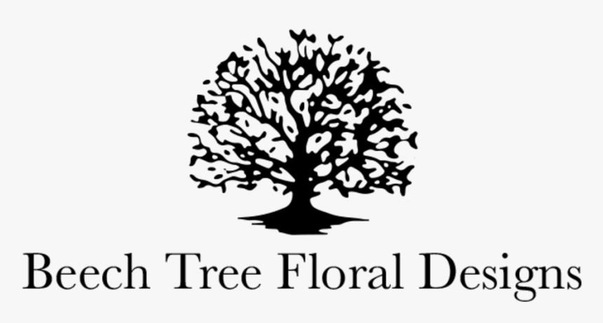 Beech Tree Floral Designs - Floral Tree Design, HD Png Download, Free Download