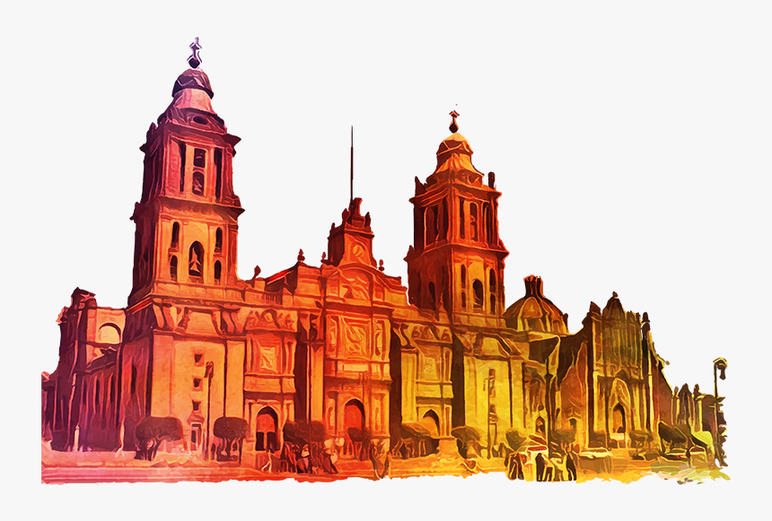 Like The Catedral Metropolitana - Mexico City Metropolitan Cathedral, HD Png Download, Free Download