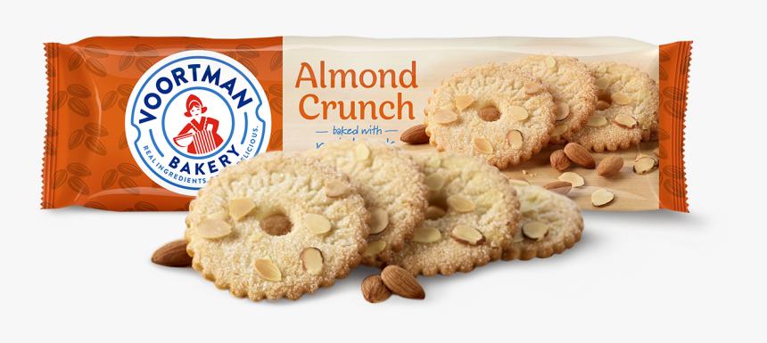 Voortman Almond Crunch Cookies, HD Png Download, Free Download