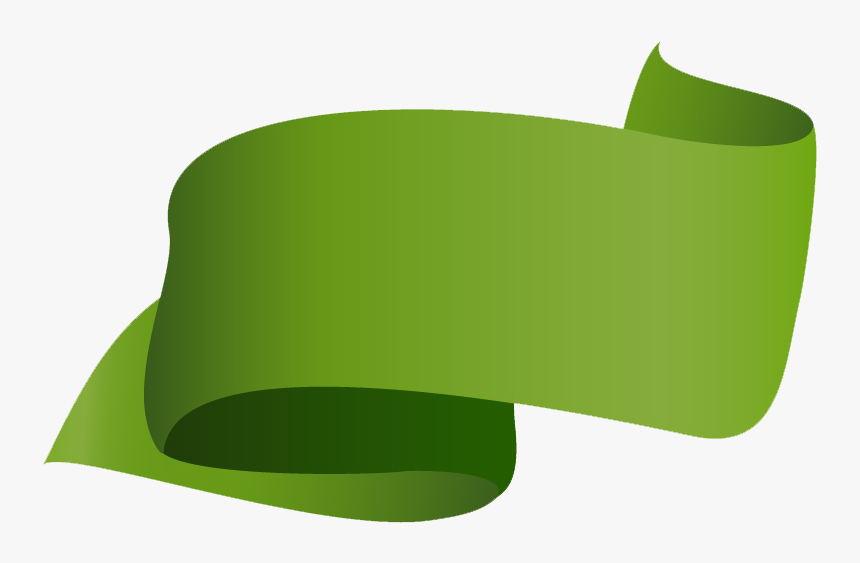 Transparent Green Banner Png - Green Banner Clipart Png, Png Download, Free Download