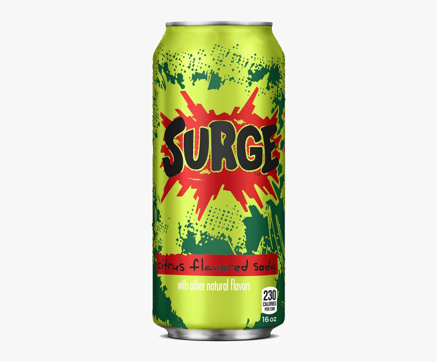 Mountain Dew - Drinkowanie - Pl - Surge Drink, HD Png Download, Free Download