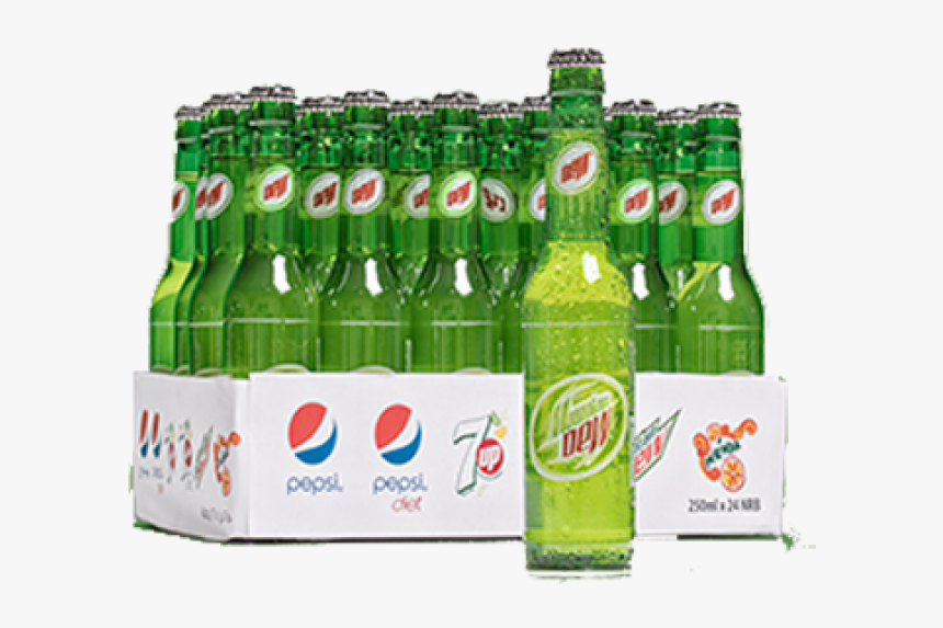 Mountain Dew-nrb 250ml X - Dew Nrb 24 250 Ml, HD Png Download, Free Download