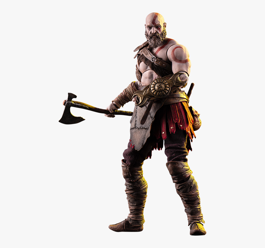Kratos God Of War 1 Hd Png Download Kindpng