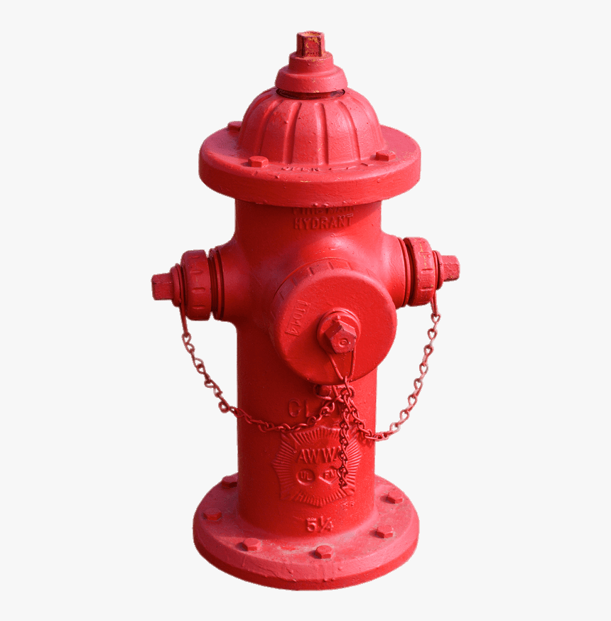 Red Fire Hydrant - Boca Incendio, HD Png Download, Free Download