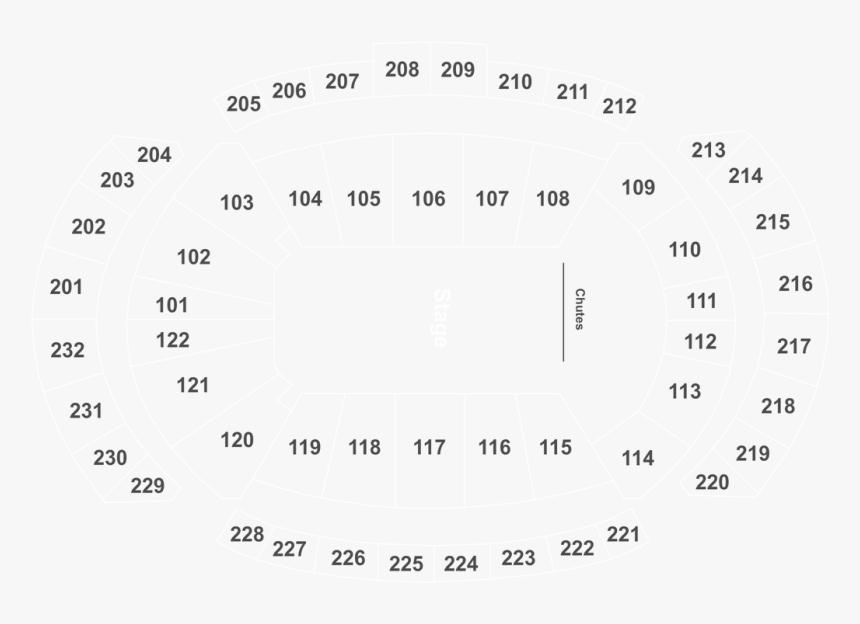 Mohegan Sun Arena Seating Chart , Png Download - Mohegan Sun Arena Seating Chart, Transparent Png, Free Download