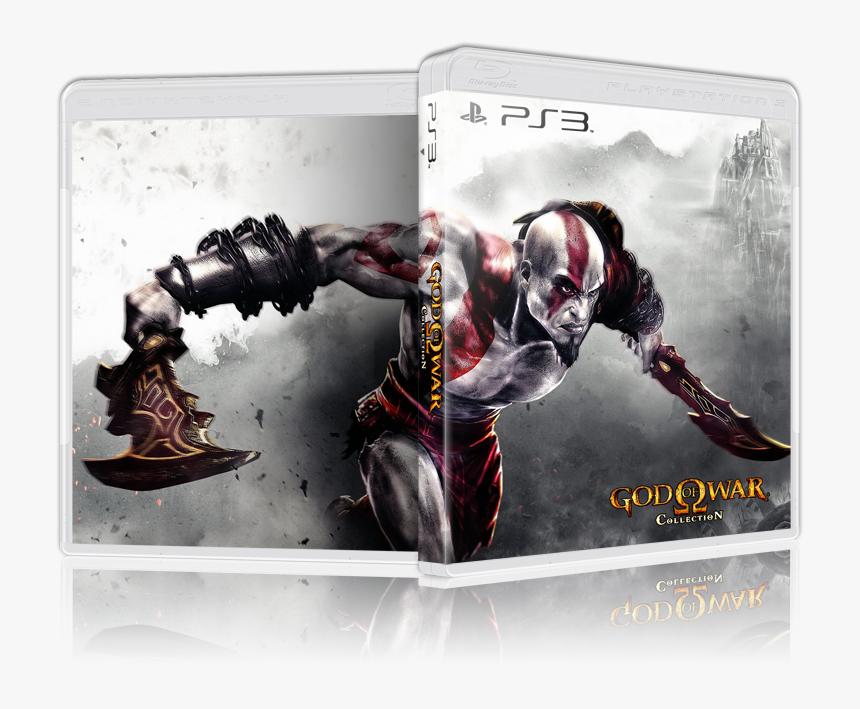 God Of War Collection - God Of War Kratos Weapon, HD Png Download, Free Download